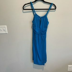 Small Women's Dress or Cover Up Blue